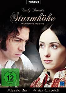 Emily Brontë's Sturmhöhe - Wuthering Heights (2 Disc Set)