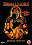 Urban Legends 2  - Final Cut [DVD]