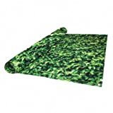 OSE Brise Vue Feuillage Vert imprimé 1 x 5 m - Vert - 1 x 5 m
