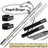 Cormoran GF Pro Feeder Feederrute alle Modelle mit Angel Berger Rutenband (3,60m / 60-180g)