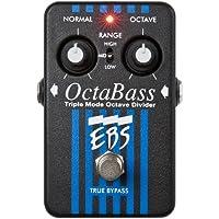 EBS EBSOC OctaBass Effekt Pedal, 9V
