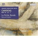 Cantate Bwv18 - Cantate Bwv23 - Cantate Bwv1