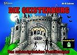 Die Geisterburg – Das schaurig-schöne Familienspiel (mit leuchtenden Geist) von SK Games (Spielzeug)