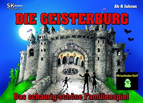 Die Geisterburg – Das schaurig-schöne Familienspiel