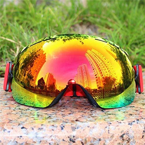 NO BRAND Gafas esquí Capas luz Gafas esquí Doble