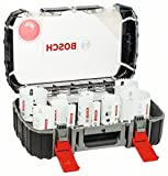 Bosch Professional13tlg. Universal-Lochsägen-Set Deep Cut