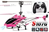 Best Syma Helicopters - Syma S107G Infrared Controlled Helicopter with Gyroscopic Stability Review