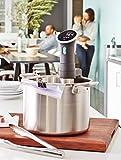 Sous Vide Stick – Anova Precision Cooker, WIFI 2nd Gen, 900 Watts (Edelstahl, 38 cm) - 4