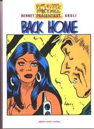 Schwermetall präsentiert Band 21: Back Home;