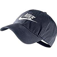 Nike Futura H86, Gorra Unisex Adulto, Azul (Obsidian/Obsidian/White), Talla Única