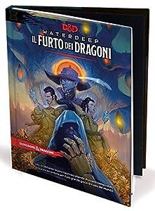 Asmodee Italia Dungeons & Dragons, edición 5a, Waterdeep: El Golpe de los Dragones, Juego de rol, Color, Wizards of The Coast
