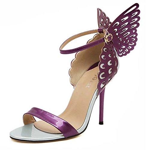 Solshine , Sandales pour femme Violet - Violet
