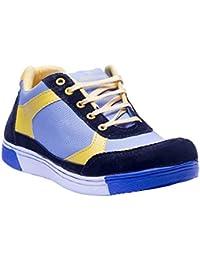 Savie Shoes Men's Black Casual Sport Shoes
