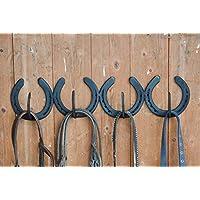 Horseshoe Coat Rack