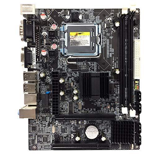 CUHAWUDBA G41 Lga775 Placa Madre Escritorio Intel