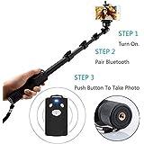 Trebbo Extendable Selfie Stick Monopod For All Smart Phone