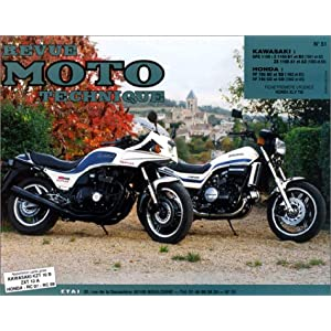 RMT N°51.1 : Honda VF 750s-custom, Kawasaki GPZ 1100z-ZW