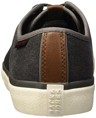 Jack & Jones Jjturbo, Baskets Basses Homme Gris (Anthracite)