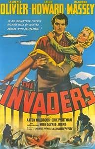 The Invaders Affiche du film Poster Movie Les envahisseurs (11 x 17 In - 28cm x 44cm) Style A