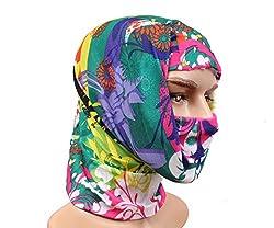 Sushito Multi Colour Multi-use Headband Tube Bandana Headwrap Fashion Scarf