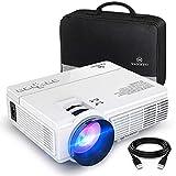 vankyo Proiettore, 3600 Lux Videoproiettore con Custodia Portatile Mini Supporta 1080P Full HD...