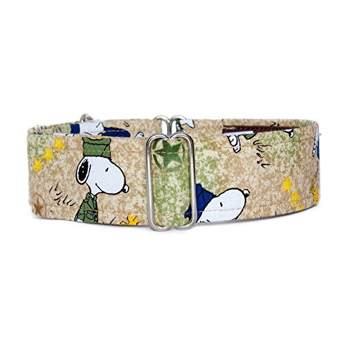 dehalsband, Martingale-Stil, Motiv: Snoopy ()