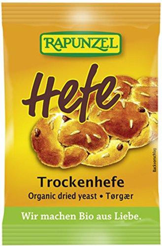 Rapunzel Trockenhefe, 9 g