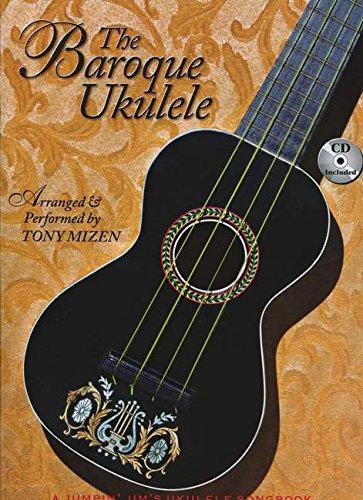 The Baroque Ukulele (Book & CD)