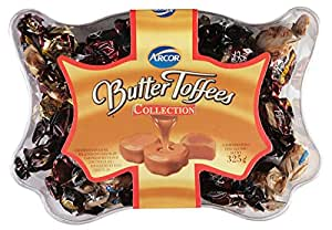 Arcor Butter Toffee Assorted, 325g