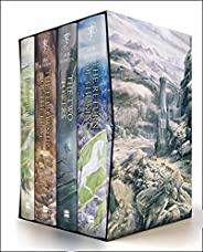 The Hobbit & The Lord of the Rings Boxed