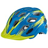Fahrradhelm Alpina Rocky Kids Gr. S (47-52cm) blau/grün