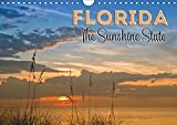FLORIDA The Sunshine State (Wall Calendar 2019 DIN A4 Landscape): Sun, beach, palm trees and other quiet places - pure holiday feeling! (Monthly calendar, 14 pages ) (Calvendo Places)