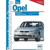 Opel Vectra B, Limousine/Caravan 1955 - 1999: 1.6-/1.8-