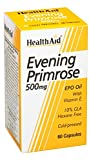 Healthaid Evening Primrose Oil 500 mg With Vitamin E - 60 Capsules at amazon