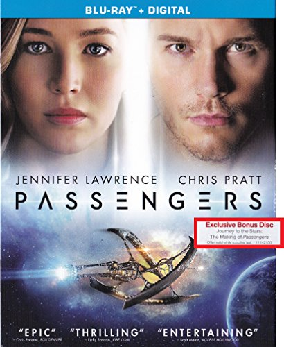 Passengers with Exclusive Bonus Disc (The Making of Passengers)