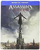Locandina Assassin's Creed (3D Steelbook) (2 Blu-Ray)