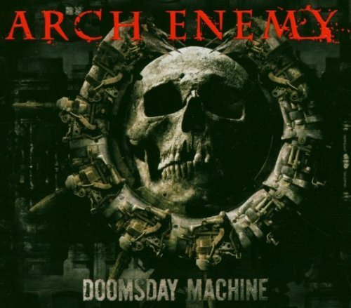 Arch Enemy - The Doomsday Machine (Limited Edition) (DVD) by Arch Enemy