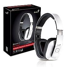 Genius Over Ear Headset, White - Hs-970Bt