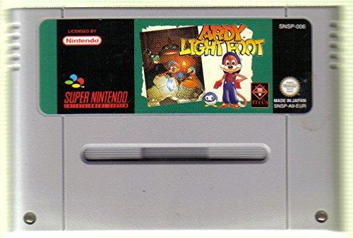SNES Super Nintendo SPIEL Ardy Lightfoot (einzeln) Sammler RARITÄT! Jump n Run Kult Game