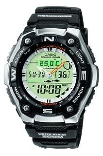 Casio Collection Men's Watch AQW-101-1AVER (B001TK3CDW) | Amazon price tracker / tracking, Amazon price history charts, Amazon price watches, Amazon price drop alerts