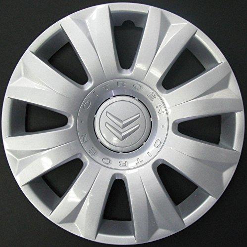 Wheeltrims Set de 4 embellecedores nuevos para Citroen C3 Picasso 2010> / C3 2002>