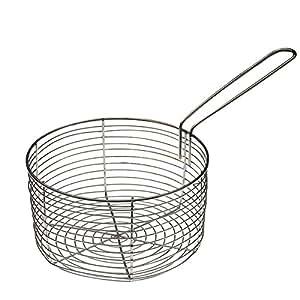 ibili 751916 panier friteuse 17 cm avec manche nickel cuisine maison. Black Bedroom Furniture Sets. Home Design Ideas