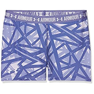Under Armour Mädchen Printed Armour Shorty Kurze Hose