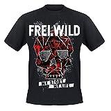 Frei.Wild - My Story My Life, T-Shirt, Farbe: Schwarz, Größe: XL