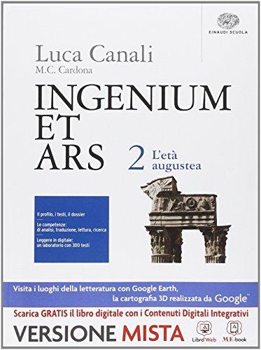 Ingenium et ars. Per i Licei. Con e-book. Con espansione online: 2