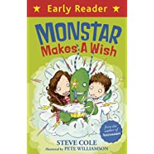 Monstar Makes a Wish (Early Reader Book 314) (English Edition)