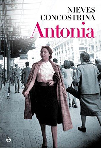 Antonia (Bolsillo) por Nieves Concostrina Villarreal