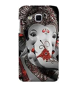 EPICCASE Lord Ganesh Mobile Back Case Cover For Samsung Galaxy J3 (Designer Case)