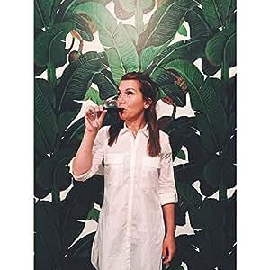 Carta da parati foglie di banano fai da te for Carta da parati amazon