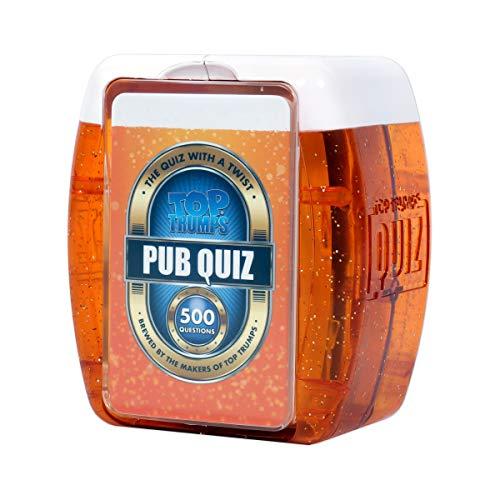 Pub Quiz Top Trumps Juego de Preguntas